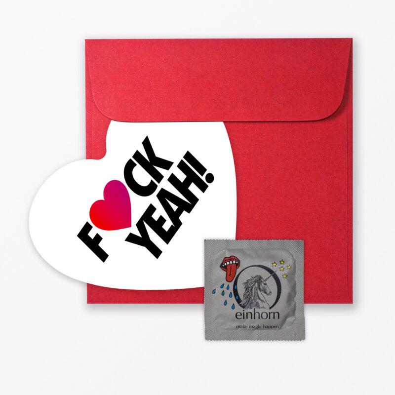 Postkarte Quot Zimtstern Quot Pink Quadratisch Inkl Umschlag Armband