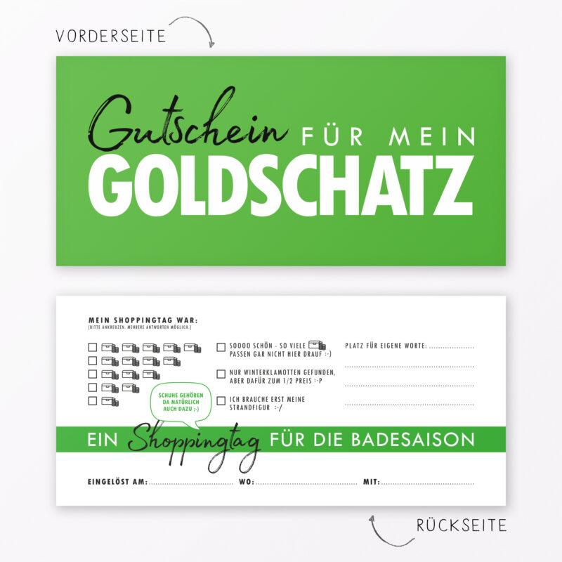 Teiliges Set Gutscheinkarten Quot Kosenamen Frau Quot F R Ein Ganzes Jahr
