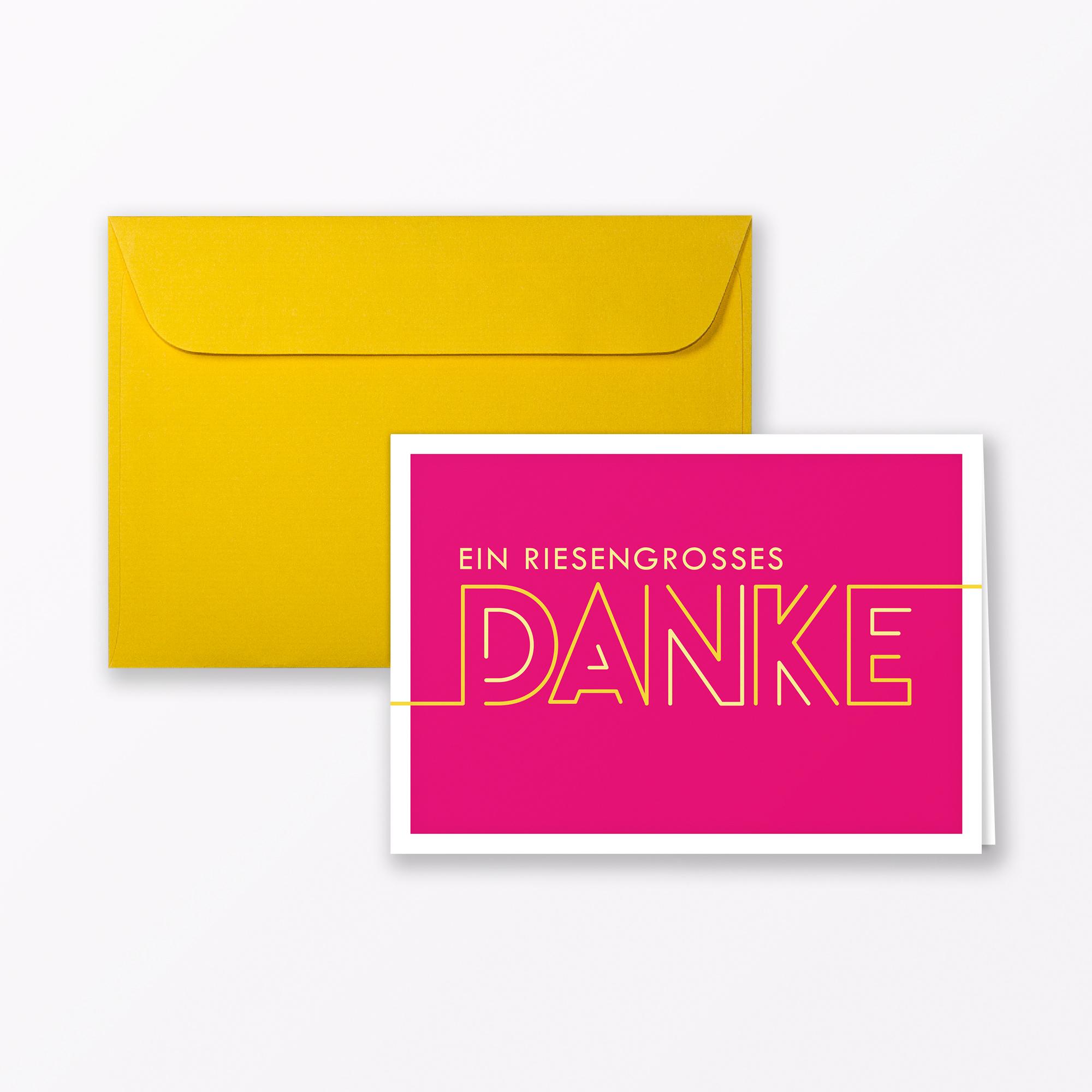 Typop A Dankeschoen Pink